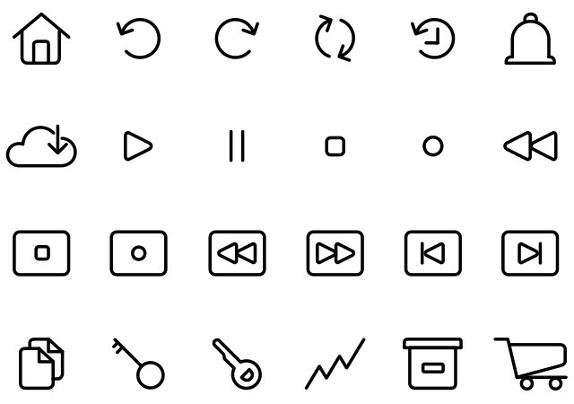 SomIcons:  Free 152 Icons Set for Designers and Developers