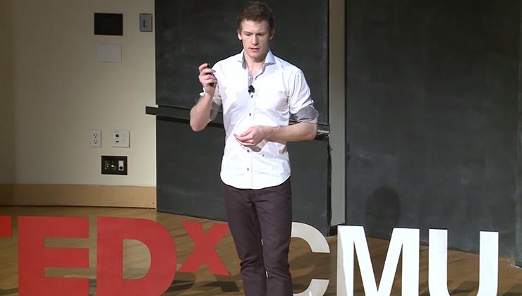 Jacob Cass TEDx CMU