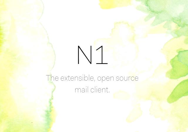 N1: Cross-platform Mail Client