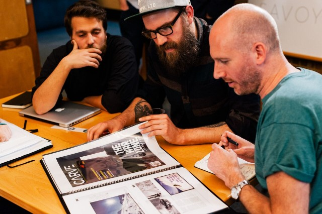 Top Portfolio & Interview Tips From Creative Directors & Pentagram ...