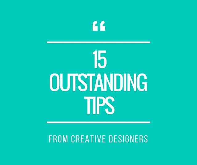 15 Outstanding Tips