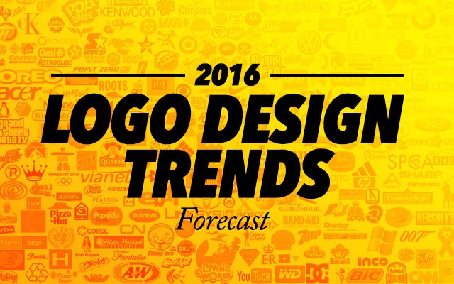 2016 Logo Design Trends Forecast