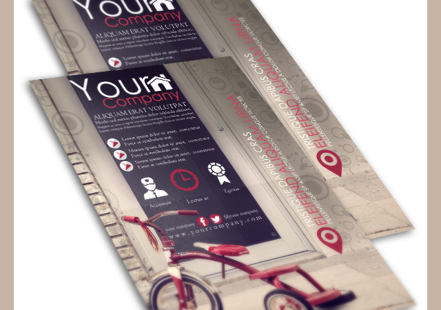 A Collection of 20 Poster Design Templates