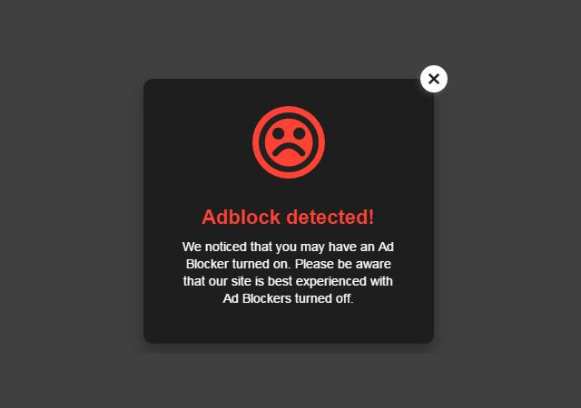 Adi.js: Adblock Detecting Plugin for jQuery