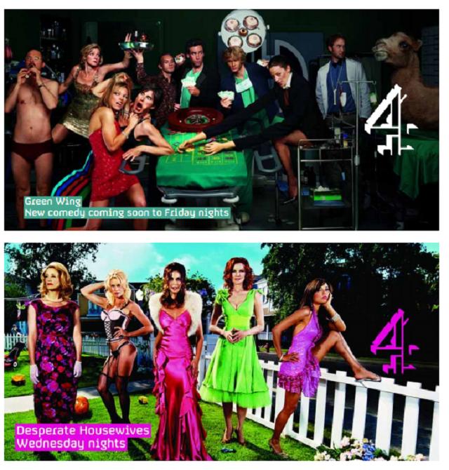 Channel 4 Styleguide