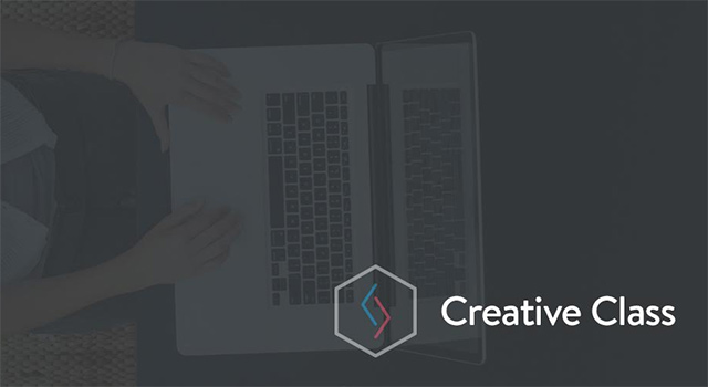THE Creative Class - $100 Discount!