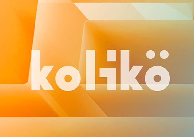 Kolikö: Geometric Sans Serif Font