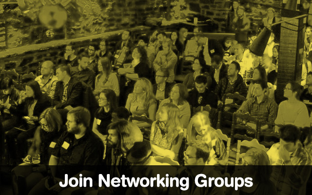 Join Networking Groups