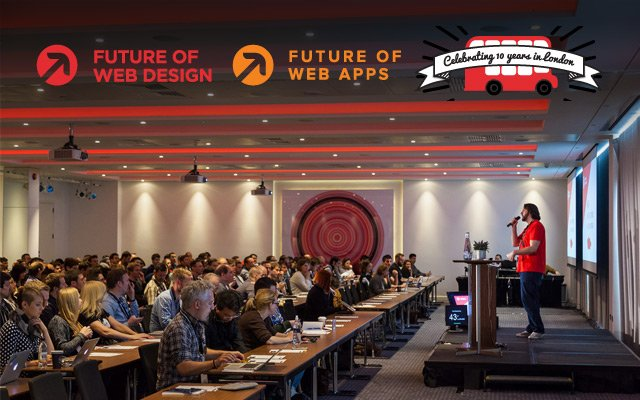 Free Ticket Giveaway - Future Of Web Design Conference - London 2016