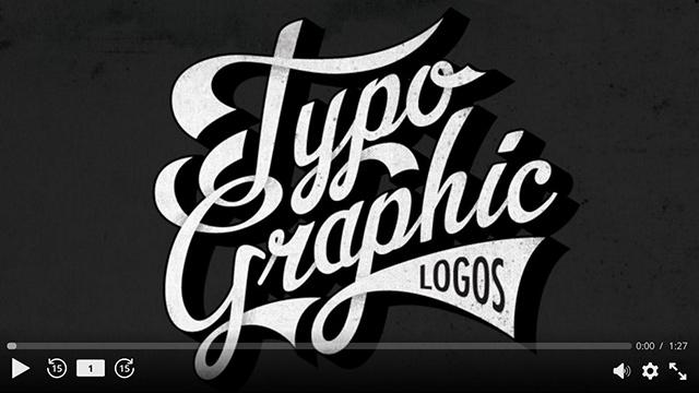 Typographic Logo Course