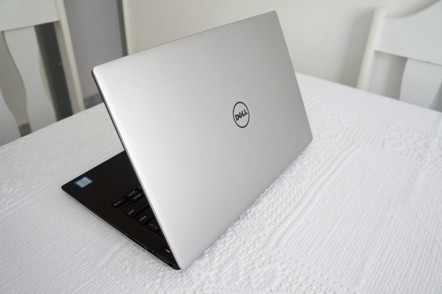 Front of Dell XPS 13 Ultrabook