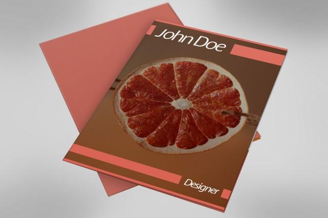 Free Folder Branding Template Download