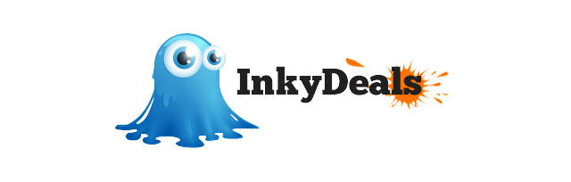 All InkyDeals 40% Off - Until Feb 15