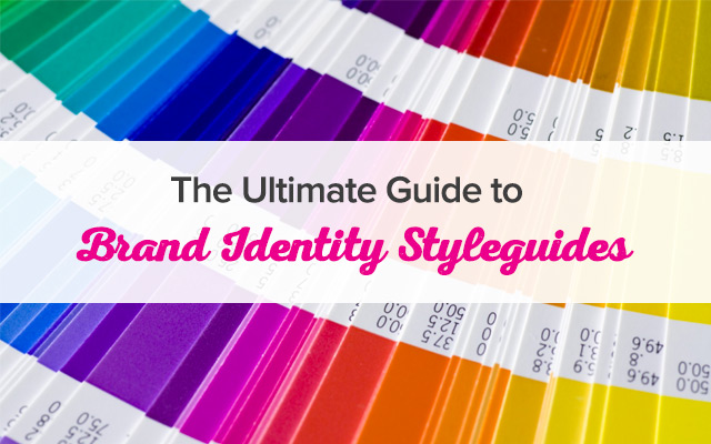 Ultimate Guide to Brand Identity Styleguides