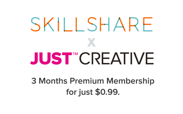 Skillshare Deal