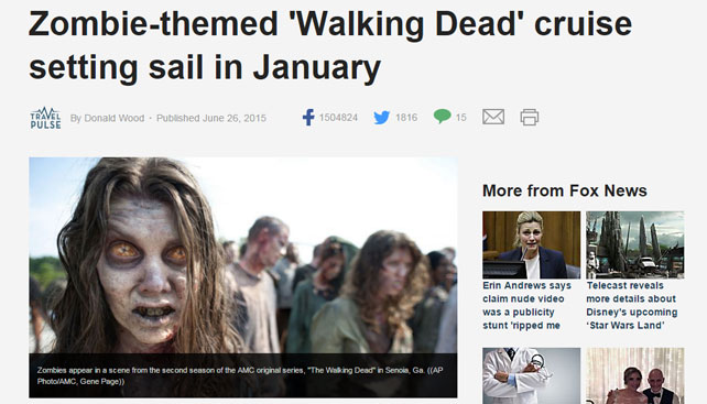 Start with the headline
