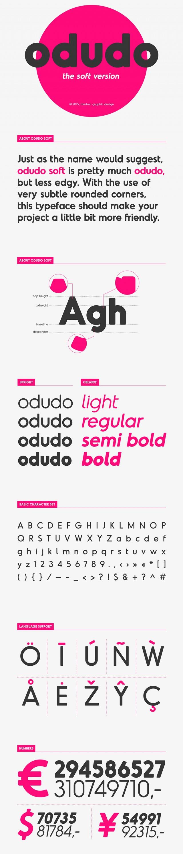 Odudo Font
