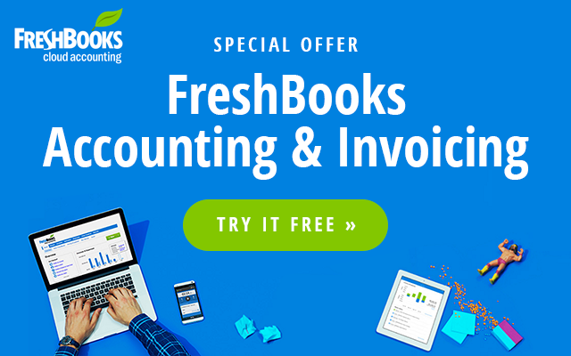 Accounting & Invoicing Made Easy with FreshBooks