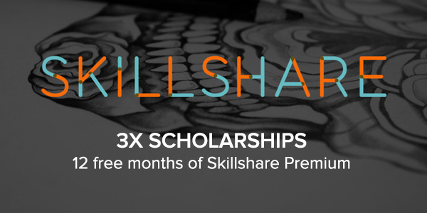 Skillshare Scholarship
