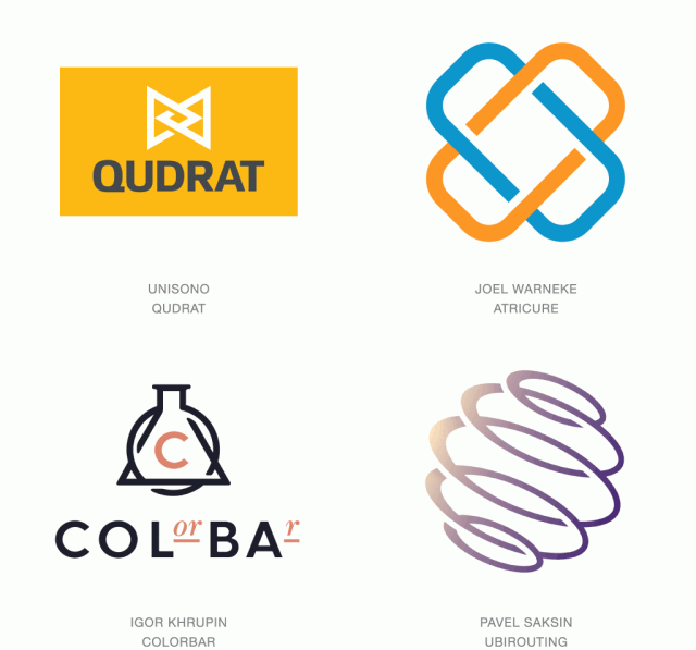Linked Logo Trend