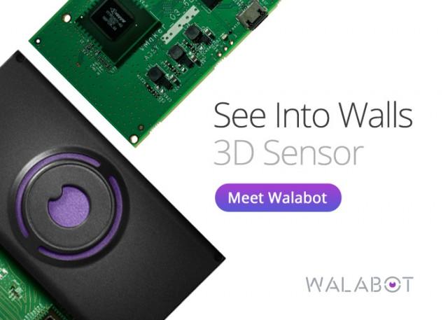 Walabot Ad