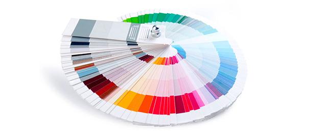 Color Pantones