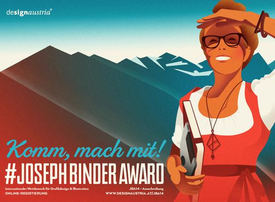 9.Joseph Binder Graphic Design and Illustration Competition