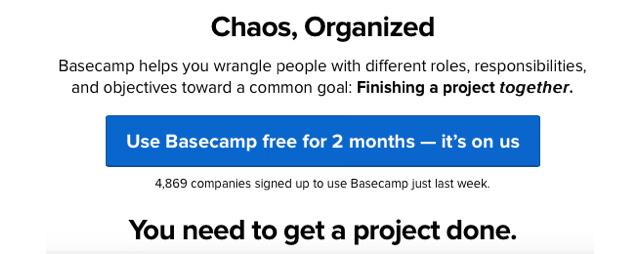 Chaos Organized