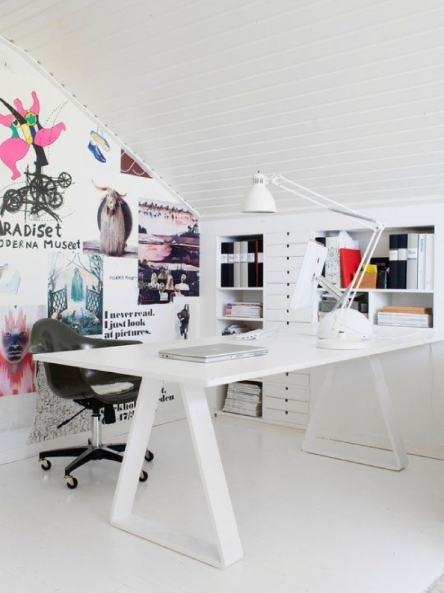 Tips for Creating an Inspiring Home Freelance Office