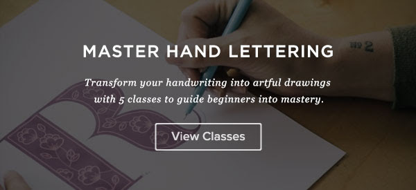 Master Hand Lettering