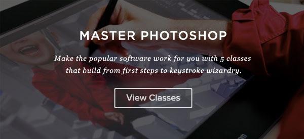 Master Photoshop
