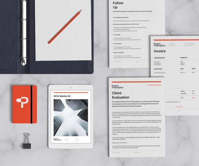 Killer Templates & Documents for your Freelance Business