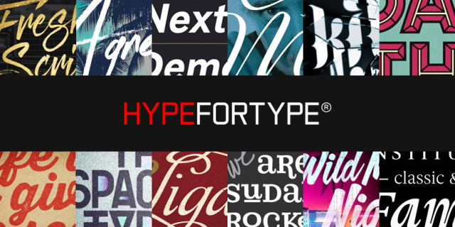 Easily Find & Buy Fonts. Meet HypeForType
