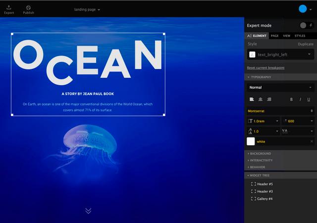 Froont: Responsive Web Design Tool