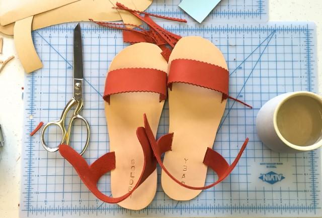 Sandal Making