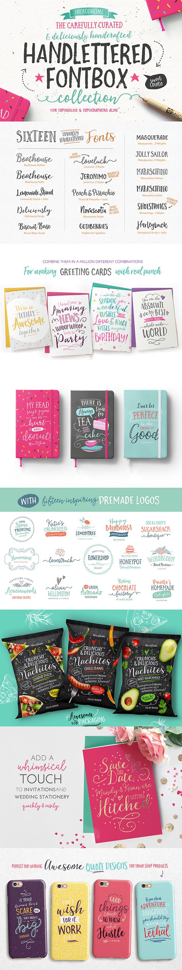 Letterbox Fonts