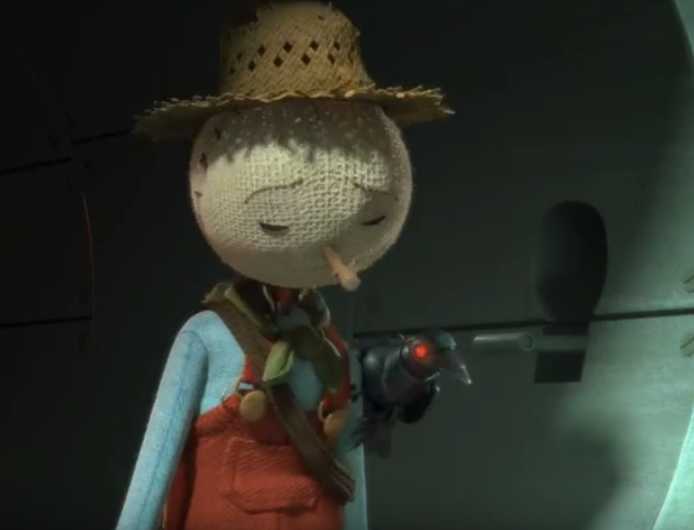 Cuteness Scarecrow