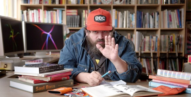 Learn Logo Design with Aaron Draplin