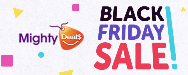 MightyDeals Cyber Monday