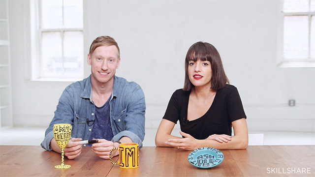 JUST Make Stuff - Jessica Walsh & Timothy Goodman on Getting Creative with Side Projects