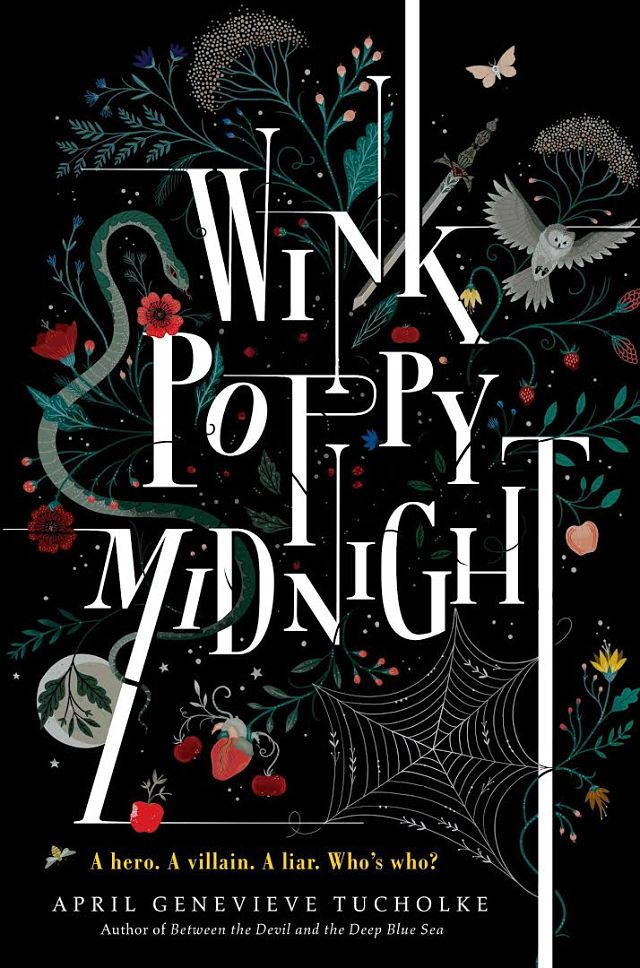 Wink poppy midnight Tucholke