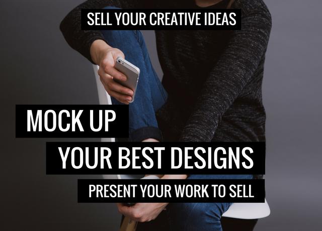 Mock Up Your best Designs