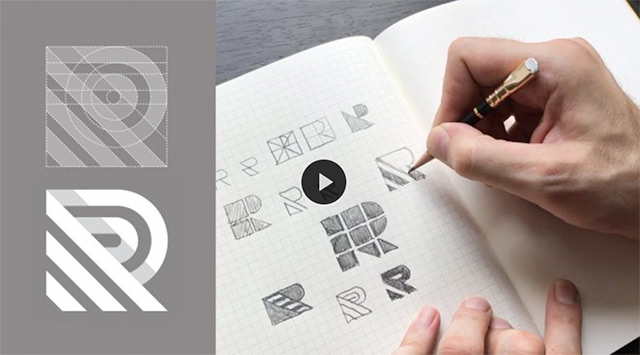 Logo Design Grid Systems