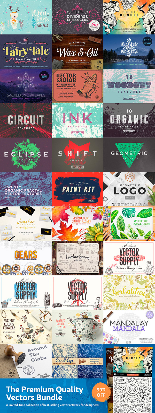 Premium Vector Bundle