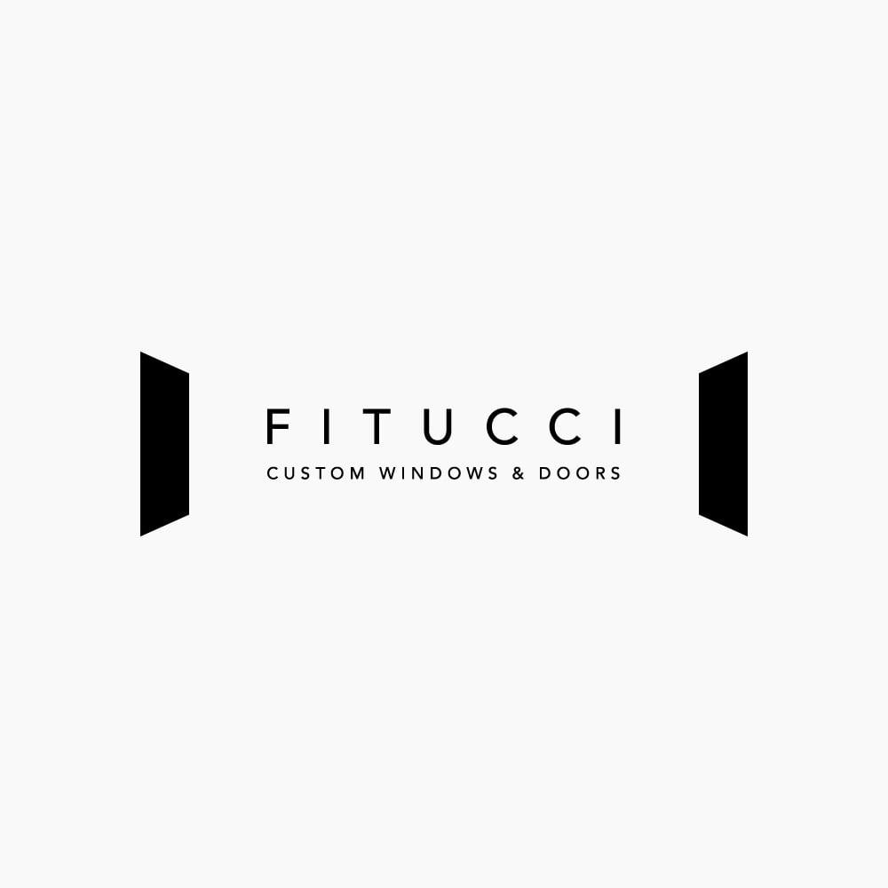 Fitucci Custom Windows Doors Logo