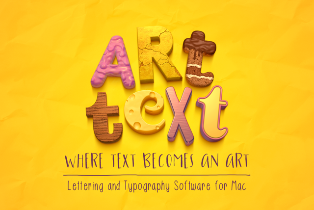 A Lettering and Typography App for Everyone