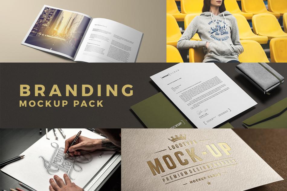 Branding Mockup Pack