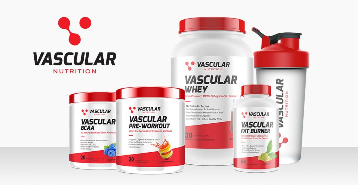 Vascular Nutrition Packaging