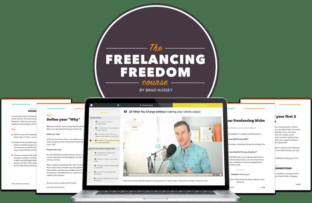 Freelancer Freedom Course