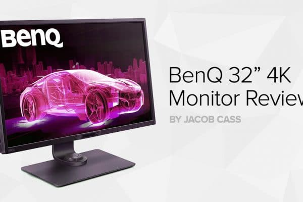 Benq PD3200U 4k Monitor Review